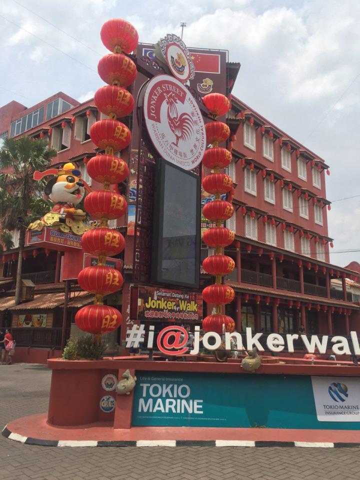jonkerwalk